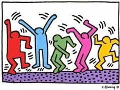 Keith Haring   bmrg, la revue