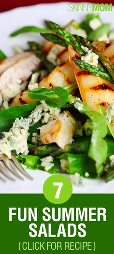 You must have these 7 Fun and Fresh Summer Salads!!!!