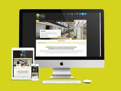 Inmobiliaria Díaz presta servicios inmobiliarios, apartamentos en arriendo, casas, ventas, en Bogotá, Colombia. Se hizo el diseño de página web en WordPress.  Año 2014.