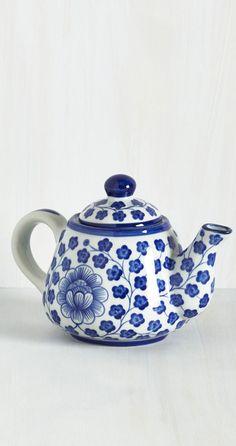 blue floral tea pot                                                                                                                                                     More