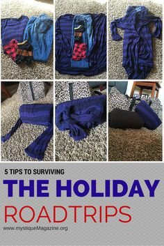 5 Tips to Surviving The Holiday Roadtrips by Jacquelynne Beverly