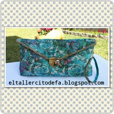 Mod. Weddingglam by 'El tallercito de Fa'  See you more here http://eltallercitodefa.blogspot.com.es/2013/10/vistiendo-ocasiones-especiales.html?m=1
