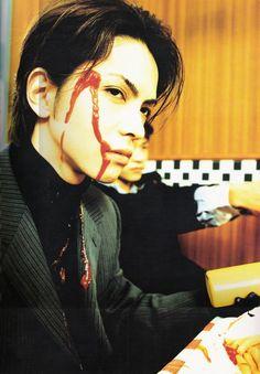 1996 #hyde #hidetotakarai #takarai #hydetakarai #larcenciel #vamps #ラルクアンシエル #寶井秀人 #1996