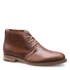 J.SHOES Monarch CORE STYLE Men's Glow Leather Chukka Boot C5902