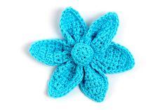 Free Crochet Pattern Origami Flower