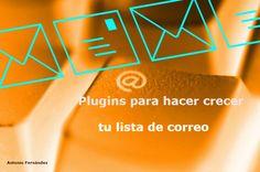 Plugins Para Hacer Crecer Tu Lista De Correo Online