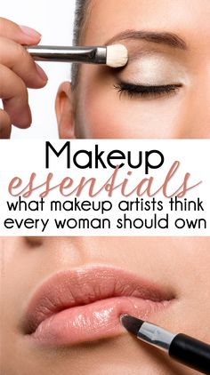 15 Minute Beauty Fanatic: Makeup Essentials: Must Haves From Makeup Artists, Part 1