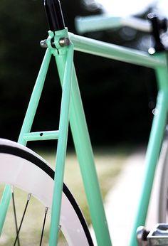 Green (little bit Bianchi)