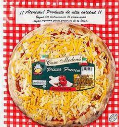 OCU clasifica las peores pizzas en el mercado