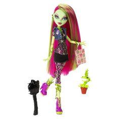 Target : Monster High Venus McFlytrap : Image Zoom