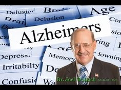 Nutrition for ALZHEIMERS Dr Joel Wallach