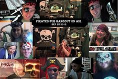 http://www.youtube.com/watch?v=rhWbADqBVMw=g-all-u    Elaine Lindsay - Google+ - Avast ye scurvy dogs.. these be the pirates of thePirates…