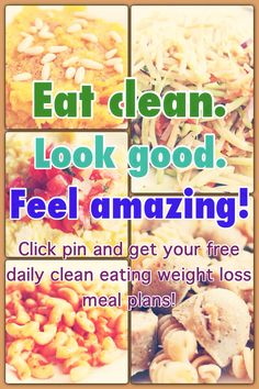 Need clean eating ideas and daily motivation? Find easy healthy snack and meal ideas for Clean Eating and Weight Loss by clicking on pin! #cleaneating #cleaneatingdiet #weightlosshelp
