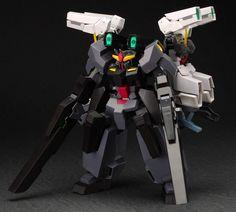 Robot Damashii (Side MS) Seravee Gundam GNHW/3G (SEM Set)