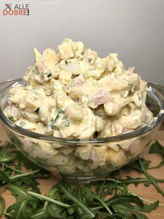 Coleslaw, Potato Salad, Potatoes, Food And Drink, Menu, Ethnic Recipes, Impreza, Cooking, Party
