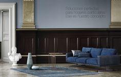 Qué maravilla de sofá BoConcept