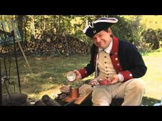 Soup, Stew and Hash - 18th Century Soldier Cooking with Jas. Townsend and Son