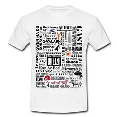 So Breizh ! Idée cadeau pour Noël…  Un t-shirt de créateur c'est un cadeau original… et à petit budget !!!