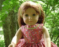 18 Inch Doll Sundress for Chatty Cathy and American Girl Dolls