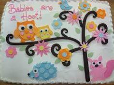 owl diaper cake - Google Search