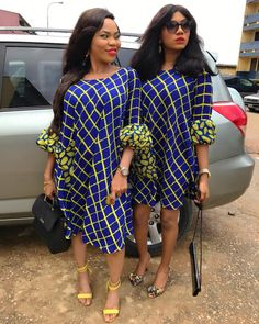 Twinning in this Gorgeous Easy wear with my Baby, My Personal Photographer  @aishakokori This pretty piece is available to Order