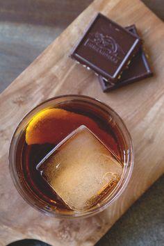 After Dark Digestif // HonestlyYUM - rum, Cocchi Vermouth di Torino ...