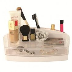 Sale Pick of the Day 75% off our really useful Make-Up Organiser. Now £14.97!