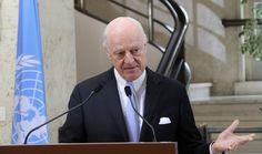 دي مستورا : هناك تقدم حقيقي في الوضع الإنساني في سوريا لكنه متواضع