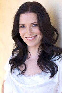 Bridget Regan, my Mother Confessor Kahlan Amnell