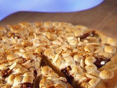 Smore Pizza, Not Just for Kids