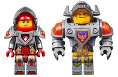 https://flic.kr/p/zwZoBw | LEGO Nexo Knights Macy & Axl | Read more here: www.thebrickfan.com/lego-nexo-knights-officially-revealed...