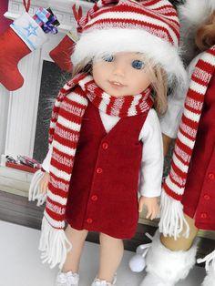 Soooo cute American girl outfit holiday shopping 201u