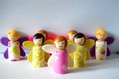 fairies by diane reeves, via Flickr