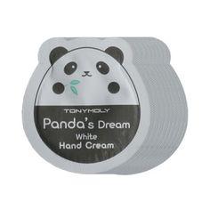 [TONYMOLY_Sample] Panda's Dream White Hand Cream Samples - 10pcs