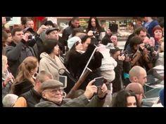 Flash Mob: Beethoven's 'Ode to Joy' Takes Over Ukraine Market - YouTube