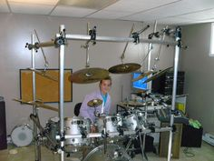 Drum Riser On The Cheap Drumchat Com Drummer Forum
