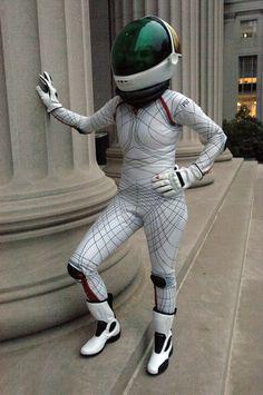 Dava Newman's Future Space Suit