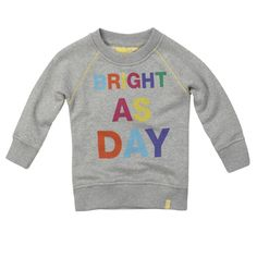 Bright As Day Sweat Top (Image 1)