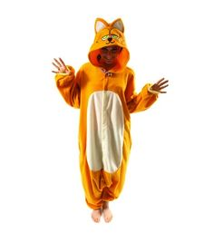The perfect item of clothing for lounging around and doing nothing, this sleepy cat onesie will get you in the mood for chilling! Cat Costume Kids, Cat Costumes, Halloween Costumes For Kids, Trendy Halloween, Halloween Cat, Stampy Cat Minecraft, Bride Of Frankenstein Costume, Movie Character Costumes, Sleepy Cat