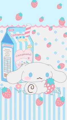 Wallpaper Kawaii, Cute Pastel Wallpaper, Sanrio Wallpaper, Soft Wallpaper, Hello Kitty Wallpaper, Cute Patterns Wallpaper, Cute Wallpaper Backgrounds, Wallpaper Iphone Cute, Cute Cartoon Wallpapers