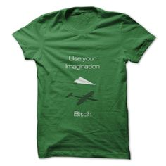 (Males's T-Shirt) Use your Creativeness, Bitch! - Buy Now...