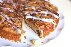 Grain-free Apple Spice Coffee Cake (SCD and Paleo) - Against All Grain - Award Winning Gluten Free Paleo Recipes to Eat Well & Feel Great Paleo Sweets, Paleo Dessert, Gluten Free Desserts, Dessert Recipes, Paleo Fruit, Fruit Diet, Paleo Food, Paleo Diet, Apple Spice Cake