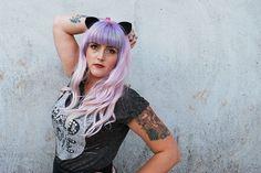 Mermaid Gossip Outfit Post Rock Cat
