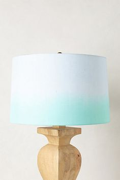 Ombre Lampshade #anthropologie