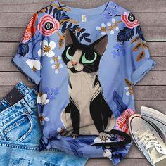 Cat Shirt Bird Shirt, Cat Shirts, Tees, T Shirts, Tee Shirts, Teas, Shirts