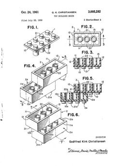 1 | The Unsung Art Of Patent Drawings | Co.Design: business + innovation + design