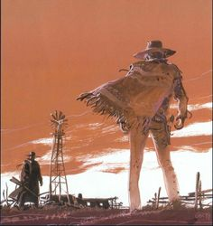european comic art | jean giraud