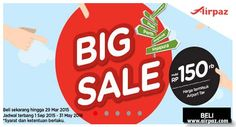 Hi Traveler ..!! Let's Plan your trip with your family now and enjoy  Big Sale From Airasia..!! http://blog.airpaz.com/en/big-sale-airasia-till-29-march-2015/