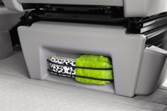 Spannsystem für Sitzkonsole