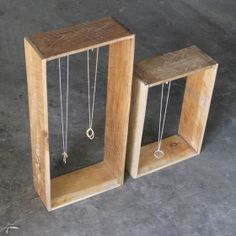 Necklace stands